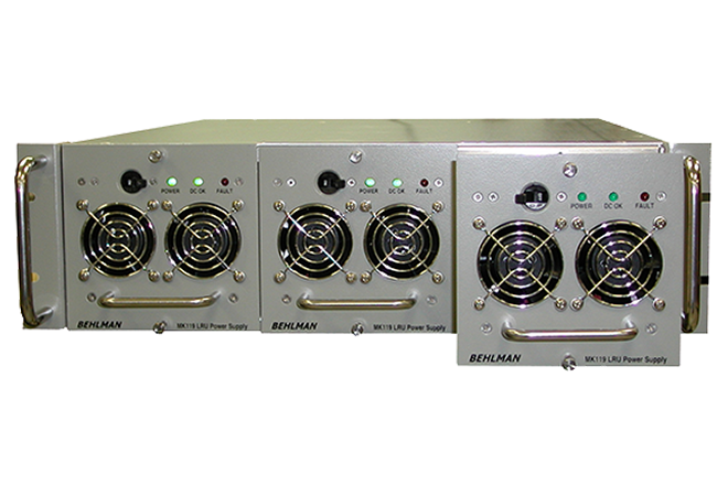 Shipboard COTS Military, Mil DC-DC, AC-DC and AC-AC Power Supplies
